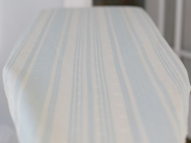 DIY: Make Your Own Ironing Board Cover