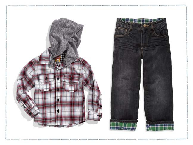 Mad About Boy Plaid