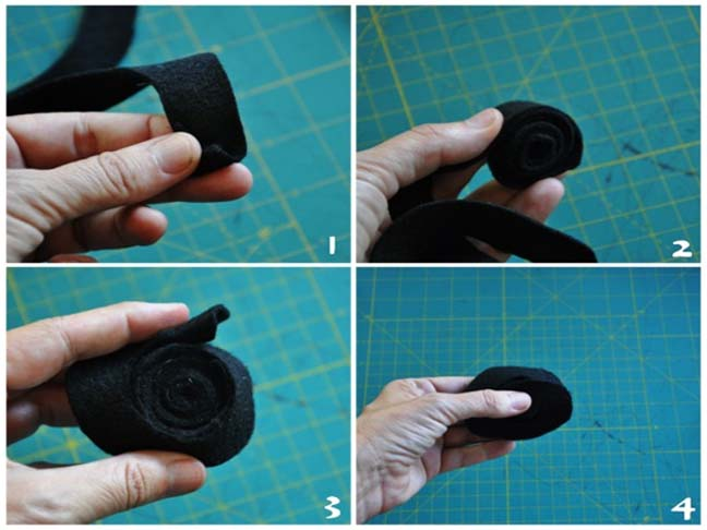 Witch Hat DIY Costume - Step 11