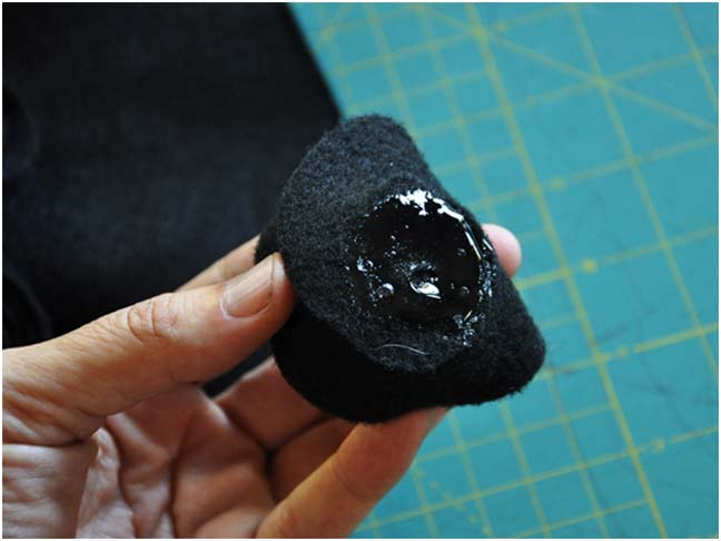 Witch Hat DIY Costume - Step 13