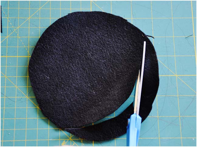 Witch Hat DIY Costume - Step 9