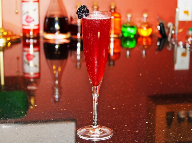 French Royale Cocktail Recipe
