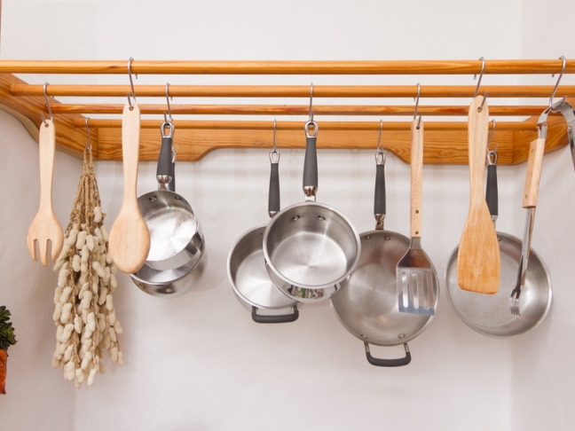Pots and Pans Safety