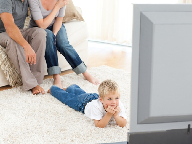Watching Classic Films with Kids