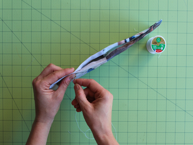 DIY Fabric Picture Book - Step 10