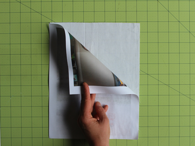 DIY Fabric Picture Book - Step 2