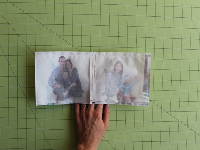 DIY Fabric Picture Book - Step 7