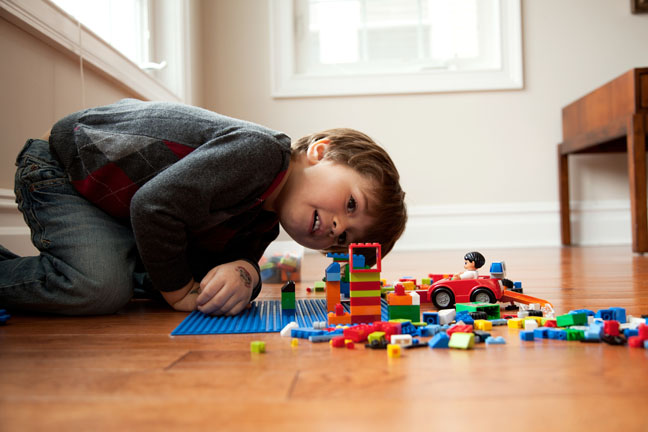 playing-with-legos