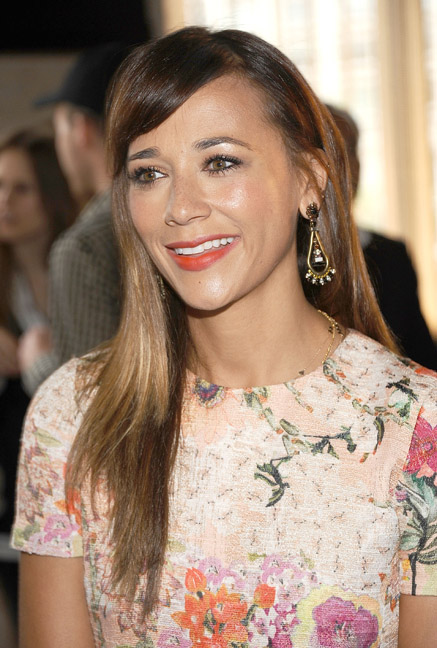Tory Burch - Front Row & Backstage - Spring 2014 Mercedes-Benz Fashion Week