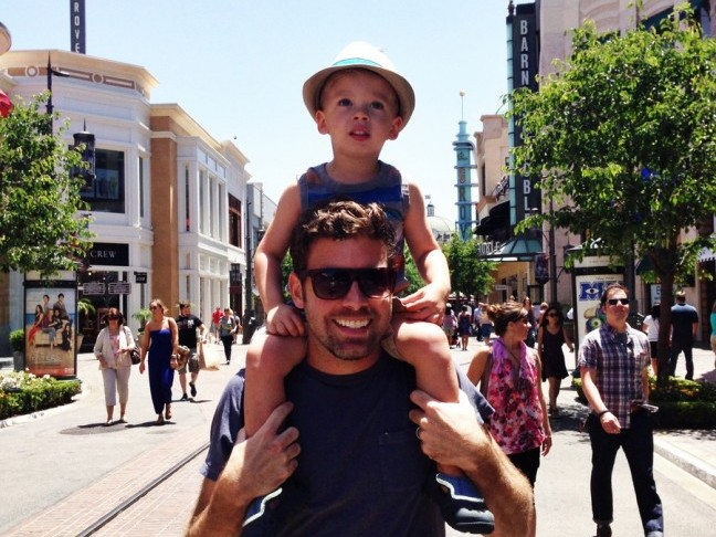 Visiting Los Angeles: The Grove