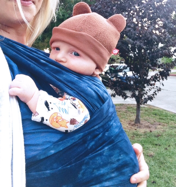 Solly Baby Wrap Review