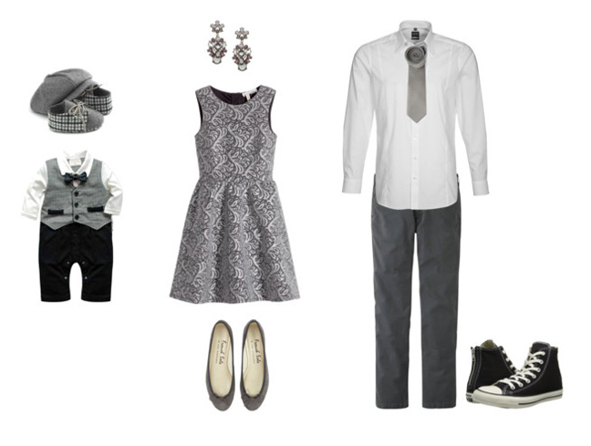 Grey-Outfits