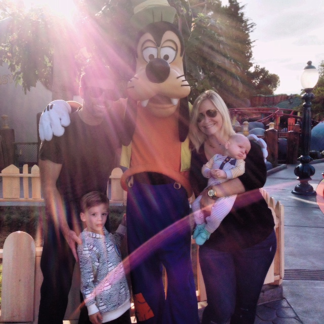 5 Tips for Surviving Disneyland WIth a Baby | Chandra Fredrick