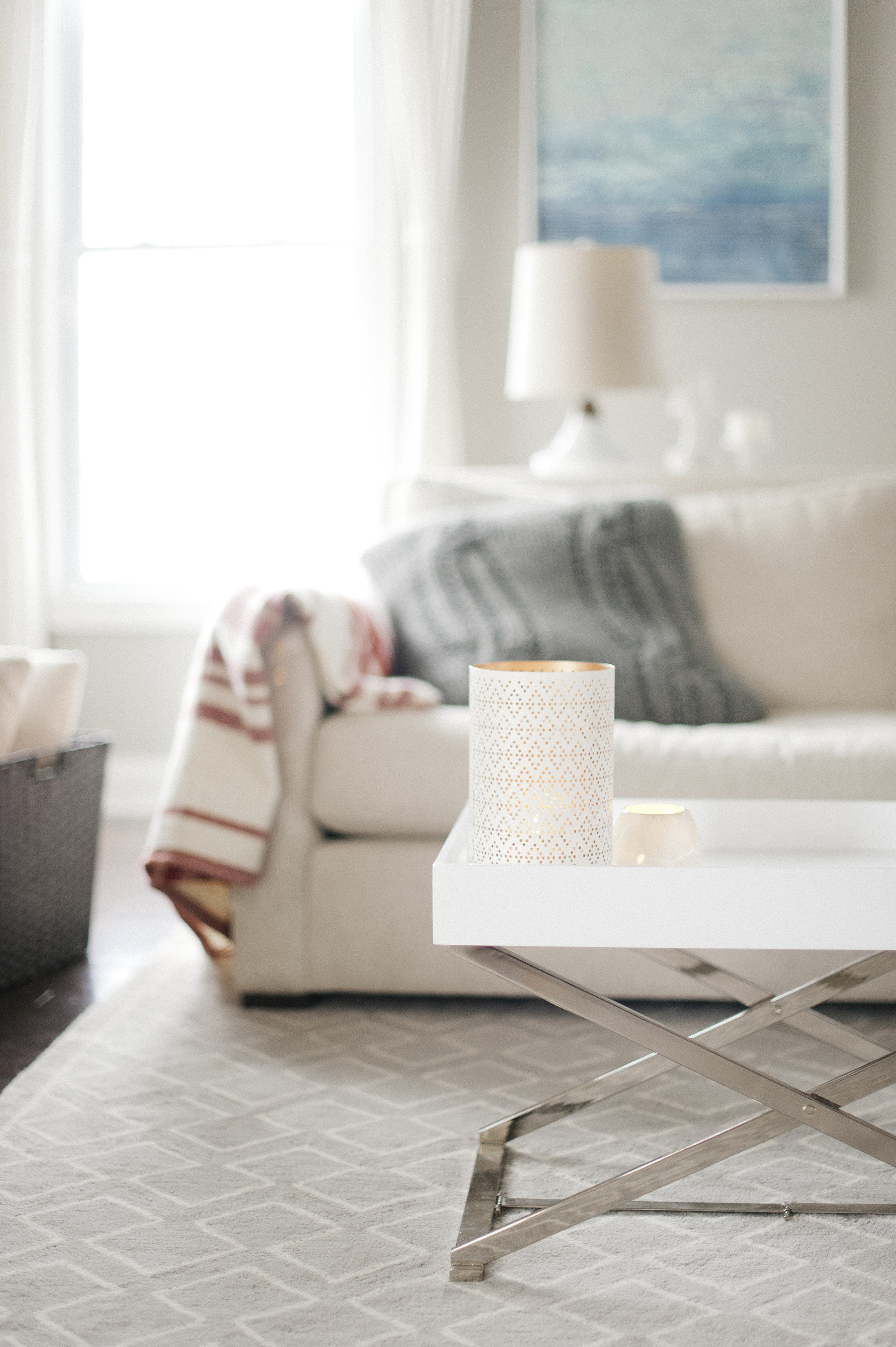 Chic baskets to make it easy to keep your house clean this spring