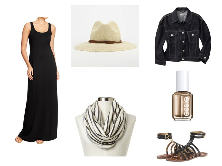 mom style how to wear spring fashion hat