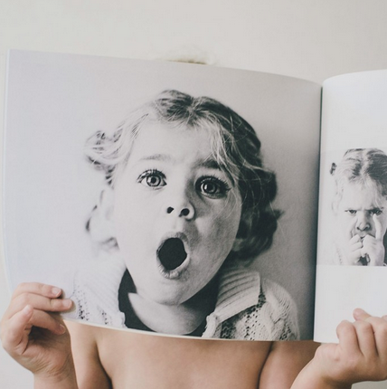 soft cover personalized book for moms from Artifact Uprising