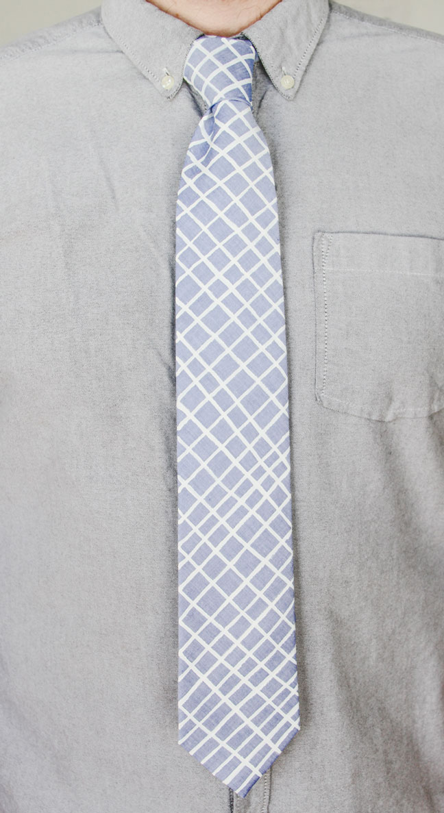 How To Hand Paint a Tie for Father's Day