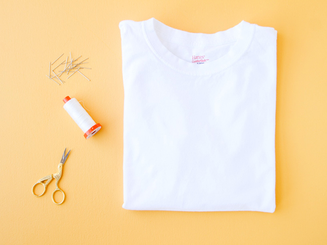 Supplies for T-Shirt Tote