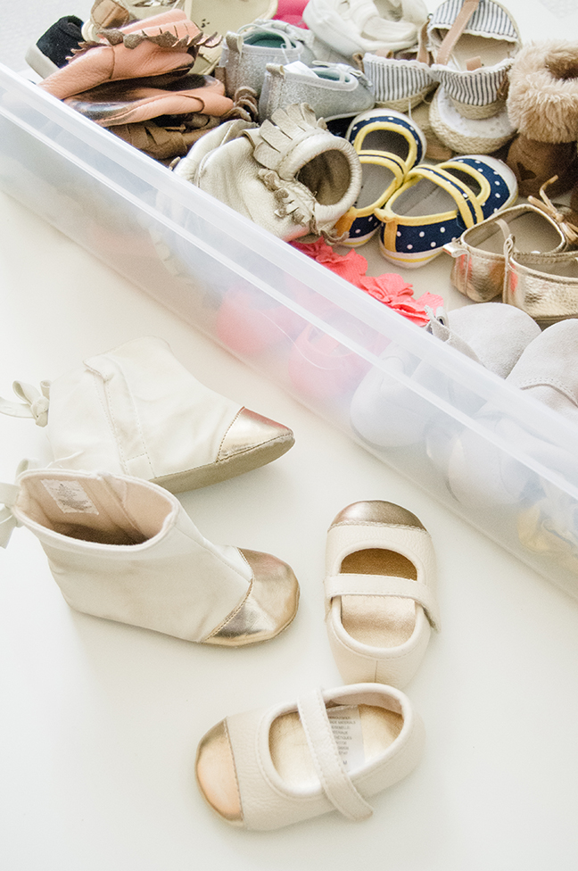 Tips For Sorting, Storing, And Donating Clothes Your Baby No Longer Wears