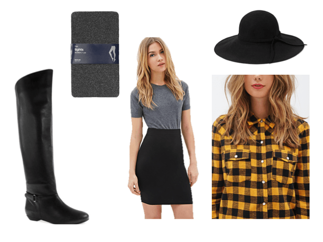 Mom Style How To Plaid Trend