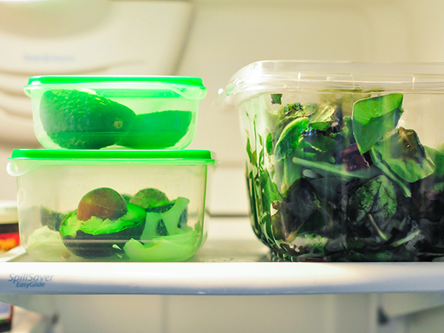How to store an avocado in the fridge without it going brown