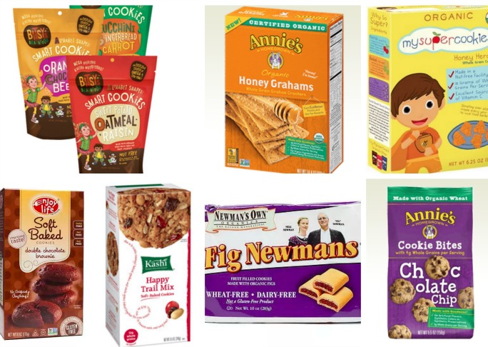 favorite store bought cookies for kids