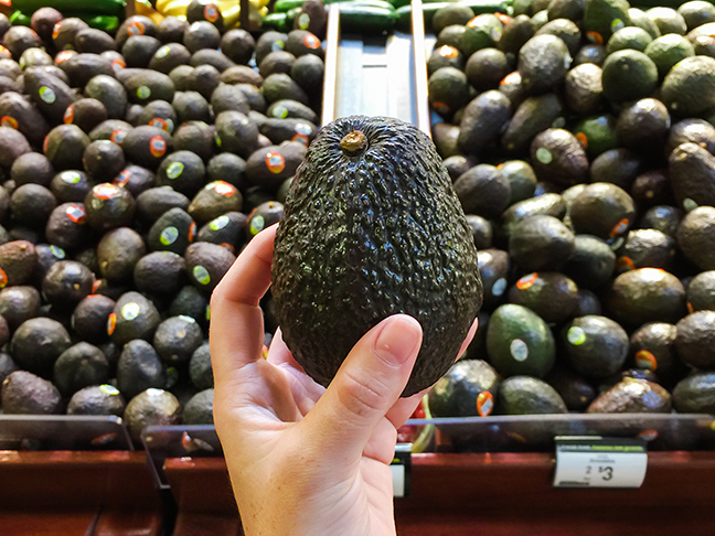 How To Pick The Right Avocado Every Time