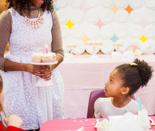 5 Ways to Makeover a Bland Birthday Venue   Shauna Younge (images: Sydnee Bickett)