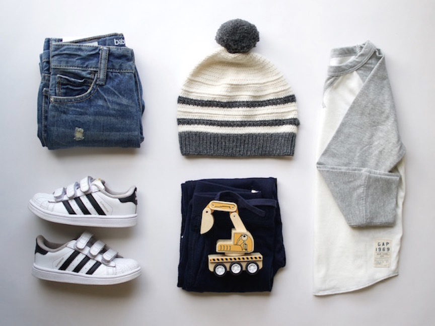 Creating a family capsule wardrobe with GAP - Mumtastic and Patchworkcactus