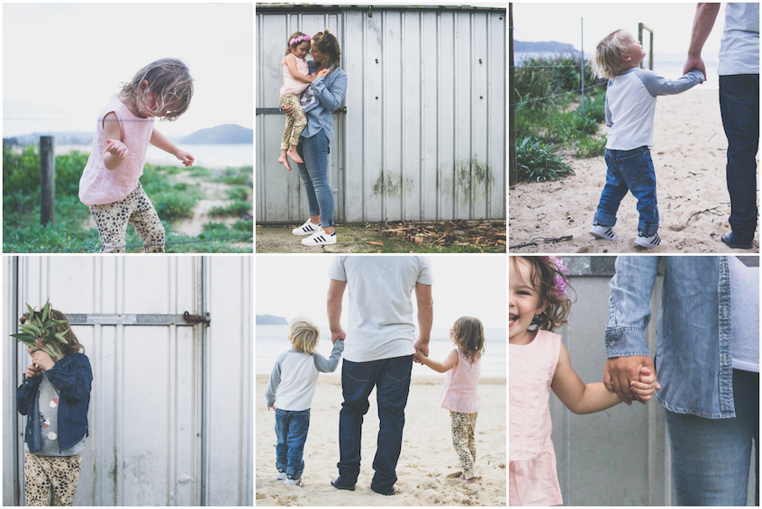 Creating a family capsule wardrobe with GAP - Mumtastic