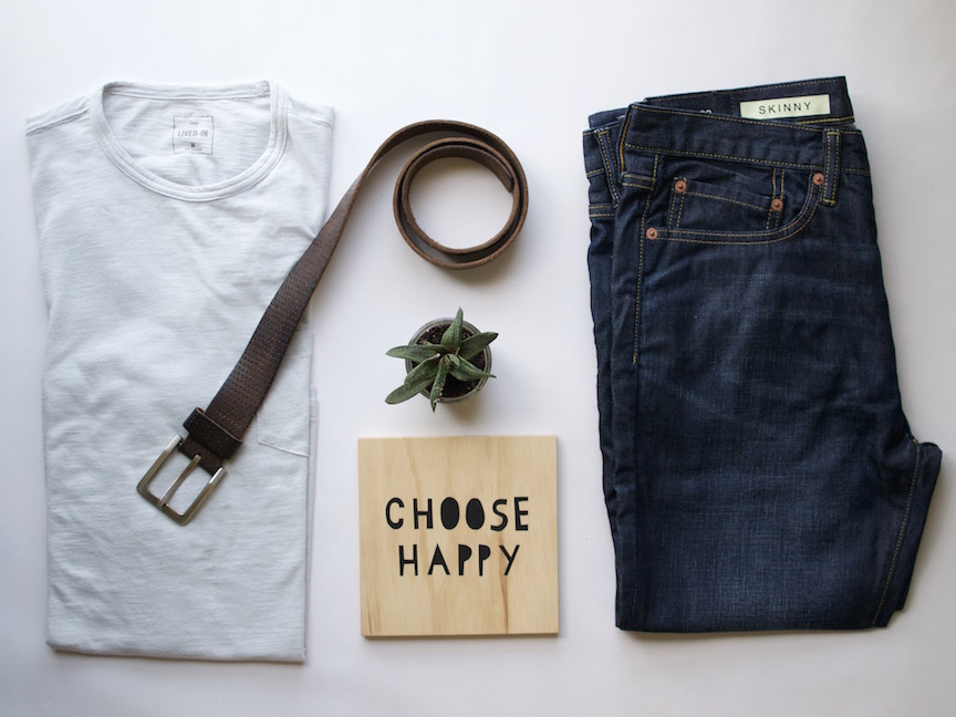 Creating a mens capsule wardrobe with GAP - Mumtastic and Patchwork Cactus