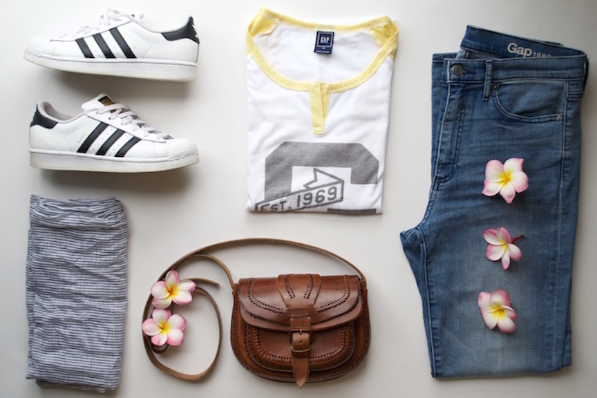 Creating a mums capsule wardrobe with GAP - Mumtastic and Patchwork Cactus