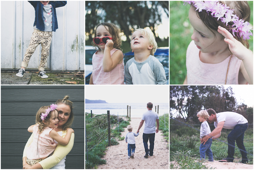 Creating a whole family capsule wardrobe with Patchwork Cactus and GAP
