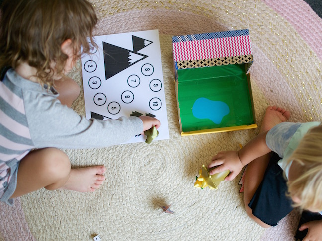 Play to Go: Portable play