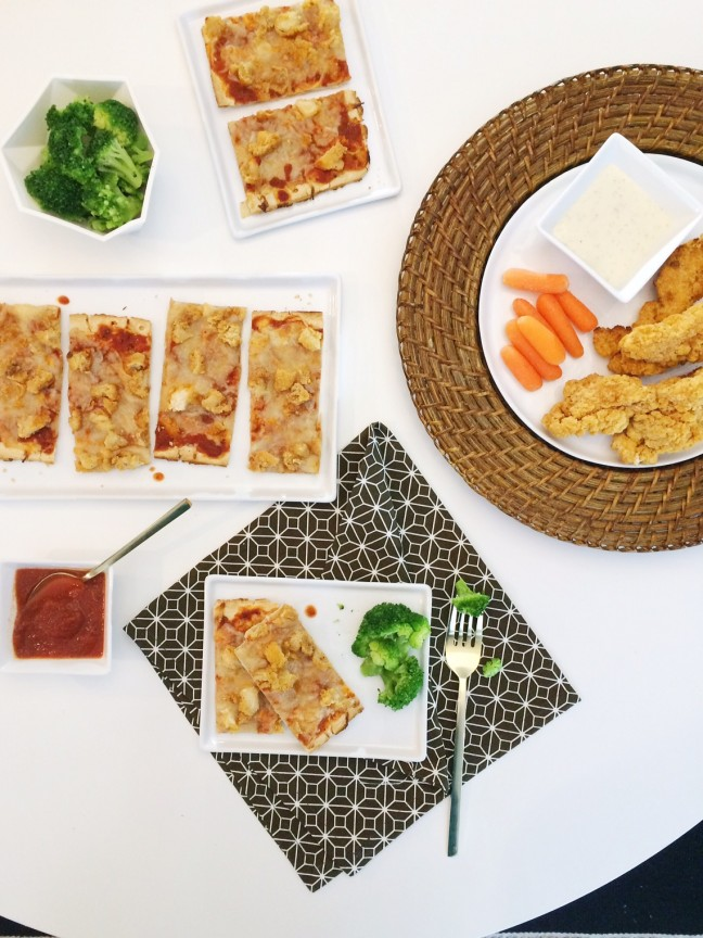 Spend time with the kids, not in the kitchen with this quick meal idea.
