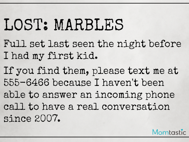 Want Ads Moms Would Love to Make on @ItsMomtastic by @letmestart   Lost Marbles Funny Want Ads for parents and LOLs for moms