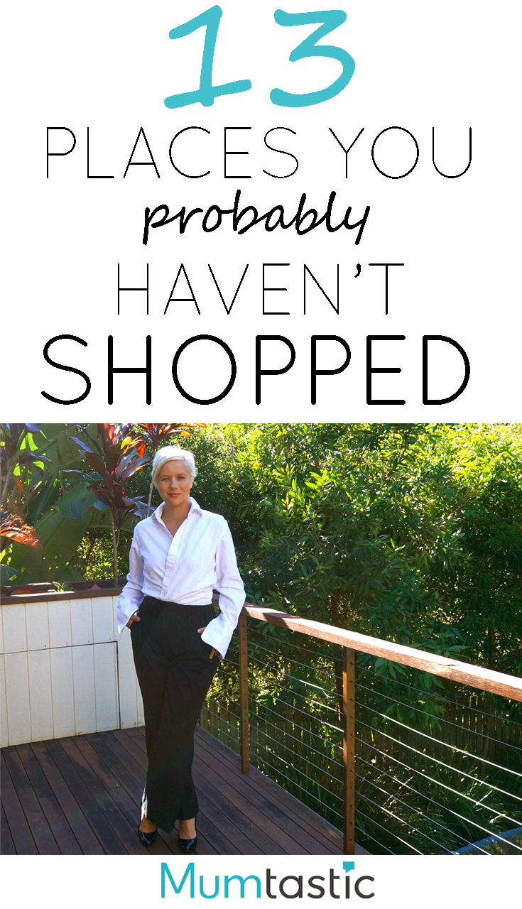 13 places for shopping in Australia