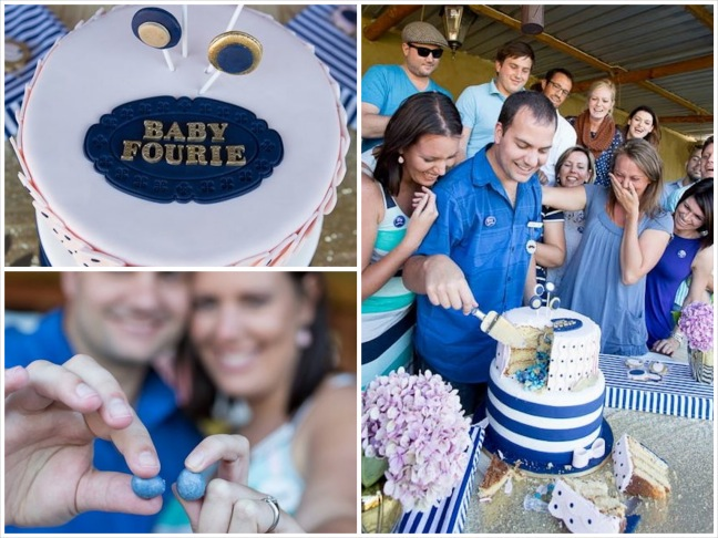 gender-reveal-baby-shower-salty-sandwiches-pink-candy-cake-blue