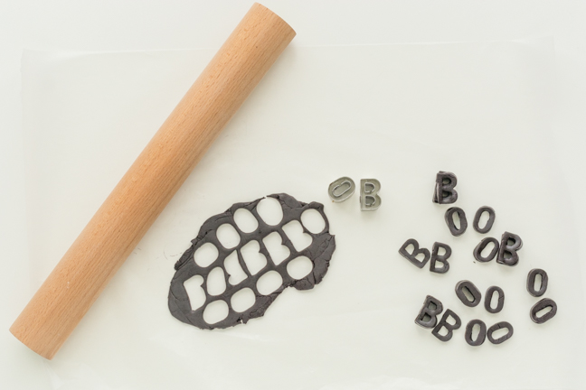 rolling pin metal letter cookie cutters