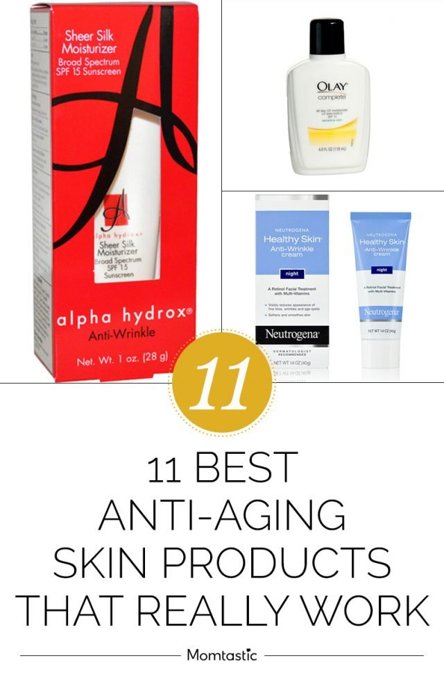 11 Best Anti-Aging Skin Products That Really Work