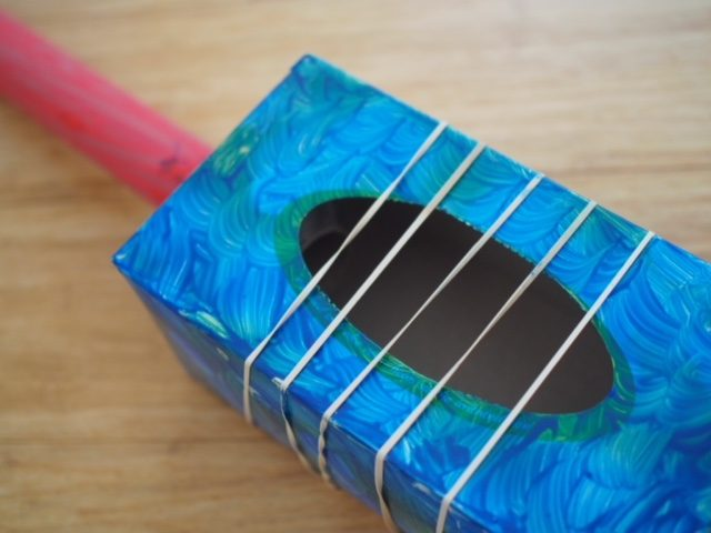 Get Crafty With The Kids These Holidays With A Coco Inspired DIY Guitar