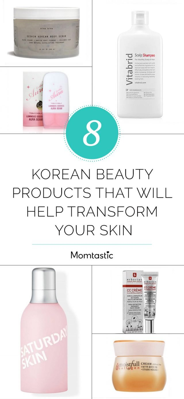 8 Korean Beauty Products That Will Help Transform Your Skin