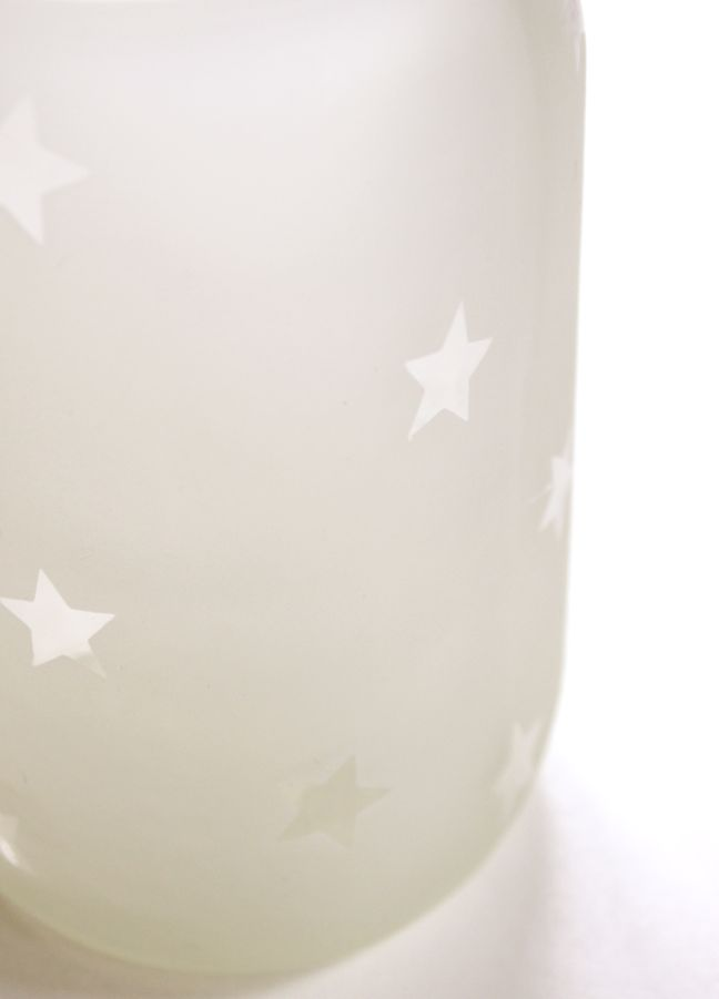 frosted-mason-jar-with-stars
