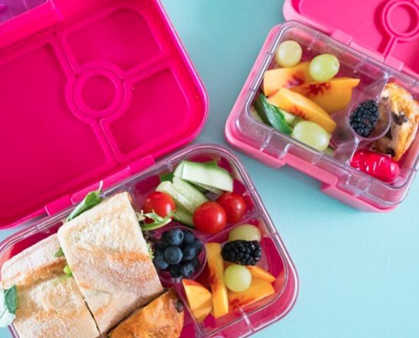 Top Tips For Packing A Quick Healthy Lunchbox