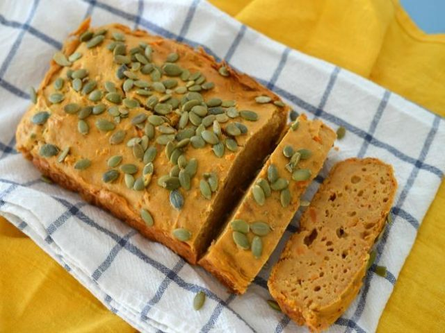 Snack The Right Way With My Healthy Sweet Potato Loaf