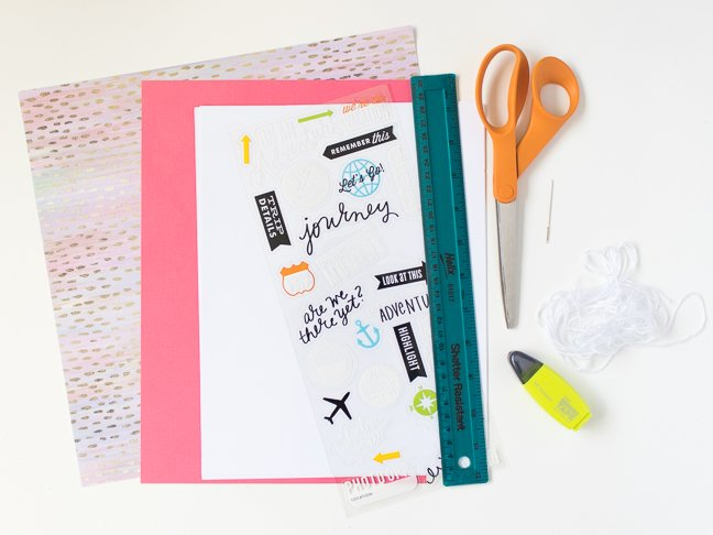 Kids can get Creative with these Simple Travel Journals