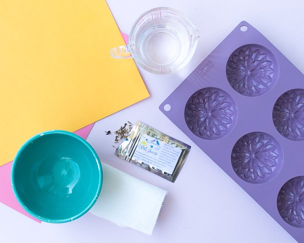 Plant New Flowers with Homemade Seed Bombs for Earth Day