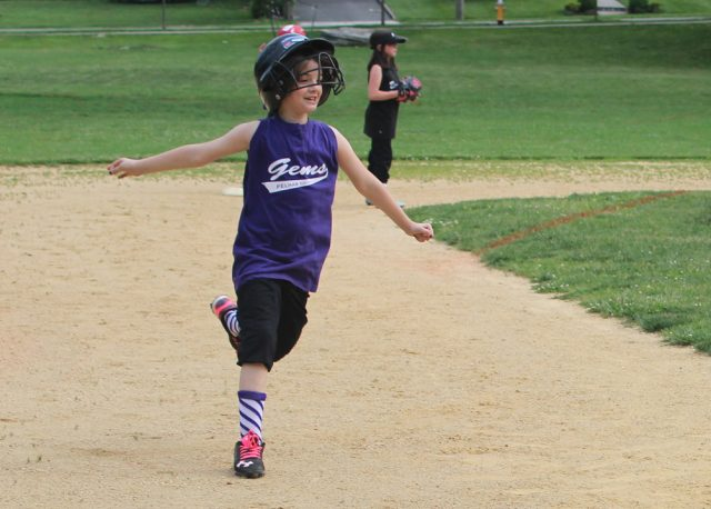 How I Learned to Be A Better Sports Mom