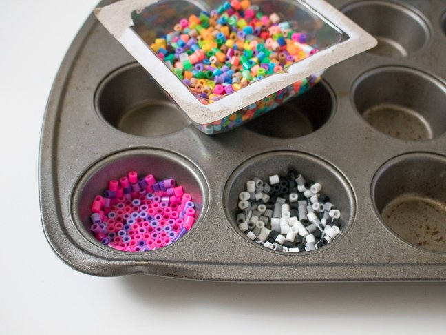 These DIY Perler Bead Bowls will Catch All your Clutter