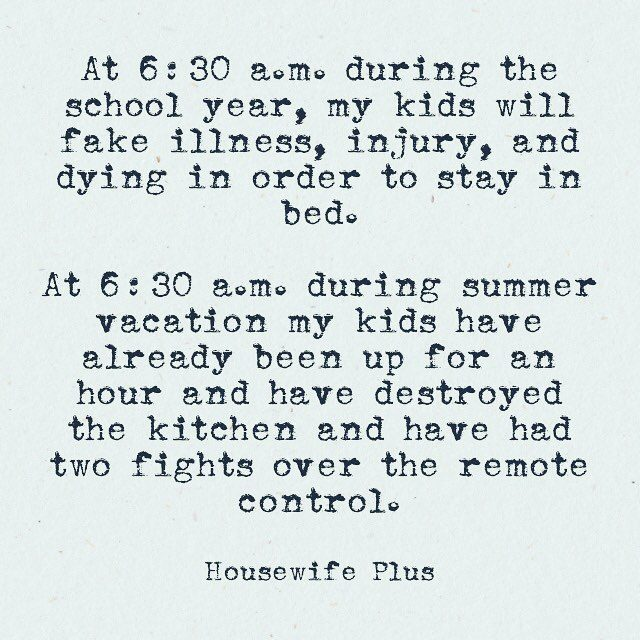 The funniest memes about summertime with the kids on @itsMomtastic by Kim Bongiorno featuring Housewife Plus